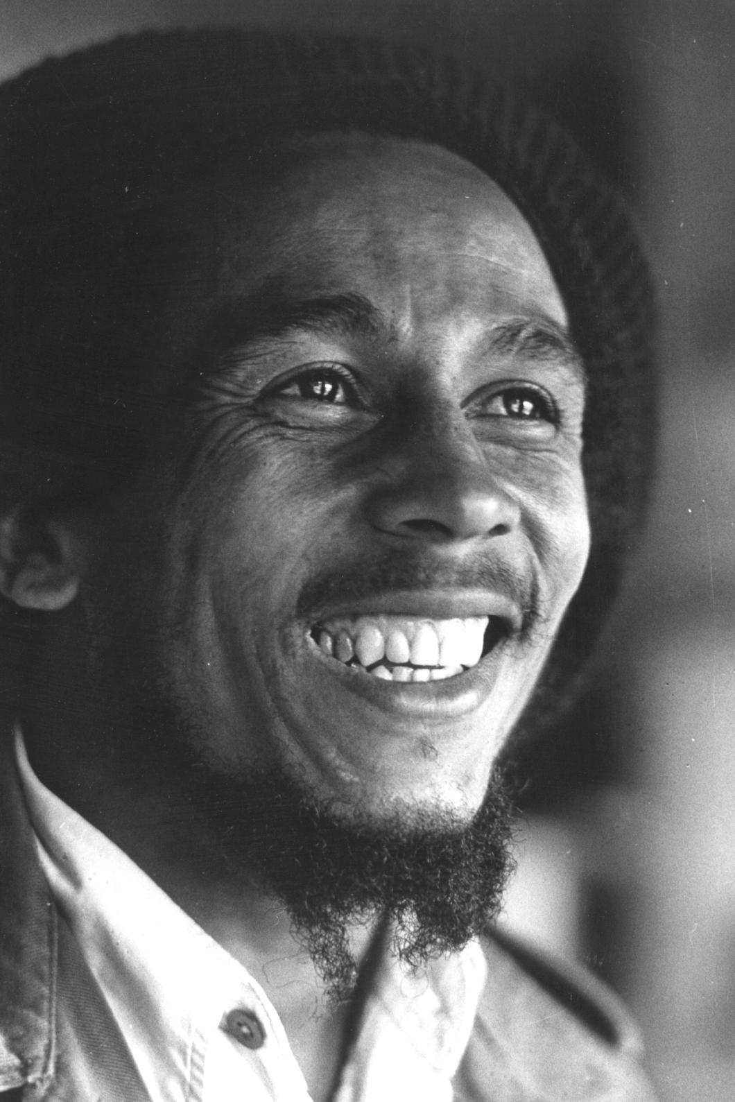 Marley Smiling