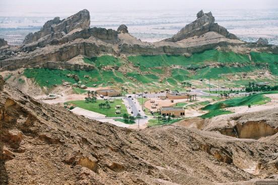 оазис Аль-Айн