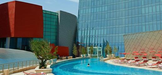 бассейн и лаунж-бар «H2O»