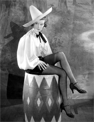 MORNING GLORY, Katharine Hepburn, 1933