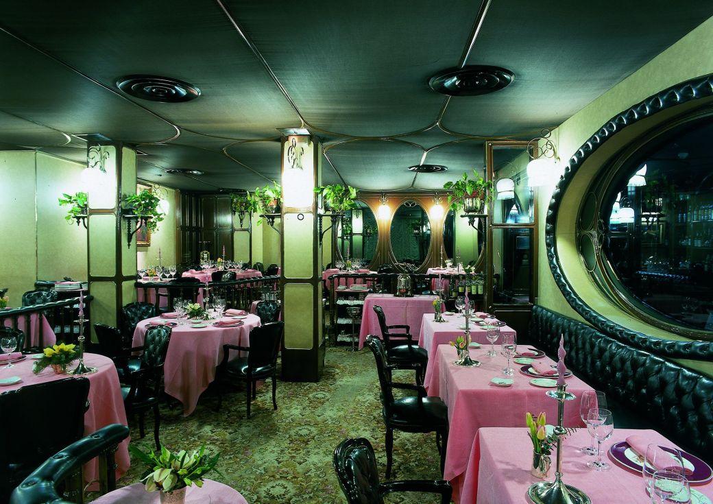 ресторан via veneto. barcelona_redtalk