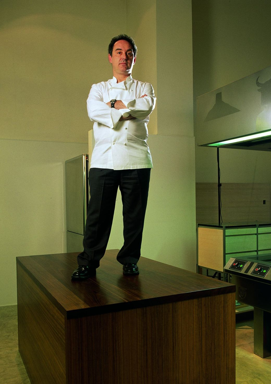 ферран адриа, шеф-повар ресторана el bulli._redtalk